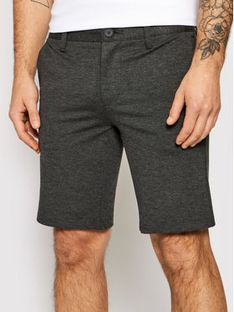 ONLY & SONS Szorty materiałowe Mark 22018667 Szary Regular Fit
