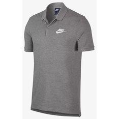 T-shirt męski Nike szary