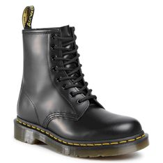 Glany DR. MARTENS - 1460 Smooth 11822006 Black