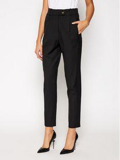 Pinko Spodnie materiałowe 20202 PRR 1B14NJ.6116 Czarny Regular Fit
