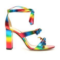 Lolita block sandals 90