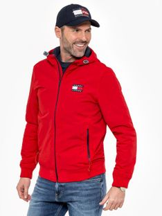 """Tommy Jeans """"Padded Jacket"""" Red"""