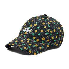 Czapka z daszkiem VANS - Court Side Printed Hat VN0A34GRVCY1 Polka Dit