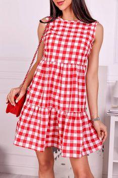 Sukienka ESELIA RED