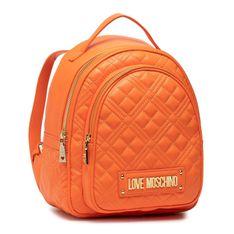 Plecak LOVE MOSCHINO - JC4209PP0CKA0450 Arancio