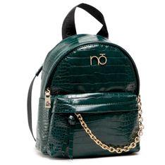 Plecak NOBO - NBAG-K2430-C008 Zielony