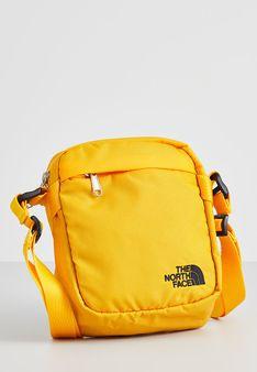 The North Face - Torba na ramię - żółty