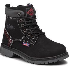 Buty zimowe dziecięce Lee Cooper trapery