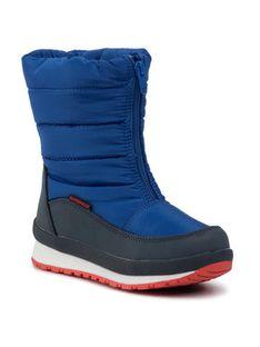 CMP Śniegowce Kids Rae Snow Boots Wp 39Q4964 Granatowy