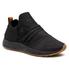 Sneakersy ARKK COPENHAGEN - Raven Nubuck S-E15 CR1403-0099-W Black/Brown Gum