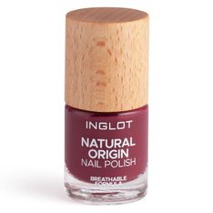 Lakier do paznokci Natural Origin MARRY RASPBERRY 016