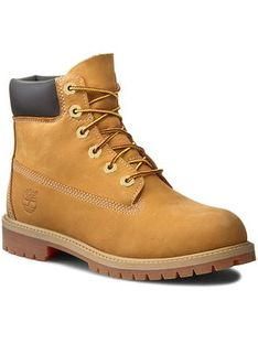 Timberland Trapery 6in Prem Wheat 12909/TB0129097131