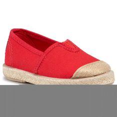Espadryle CIENTA - 44000 Rojo 02