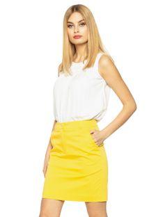 Elegancka spódnica ołówkowa L`AF RIMAS