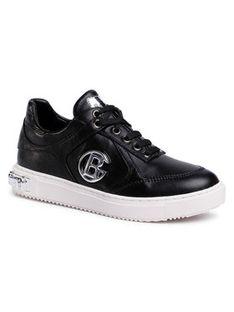 Baldinini Sneakersy 065000XNAPP000000KBK Czarny
