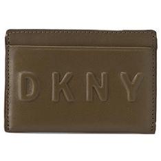 Etui na karty kredytowe DKNY - Slgs Debossed Logo R172440101  Utility 382