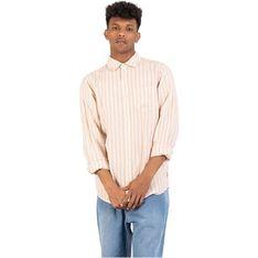 Koszula męska SCOTCH&SODA w paski z długim rękawem