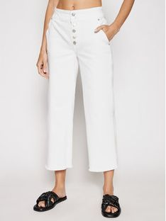 DKNY Jeansy P0CK2617 Biały Regular Fit