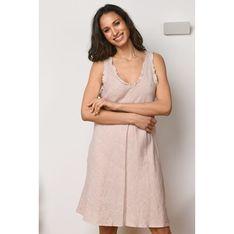 Sukienka La Compagnie Du Lin rozowy