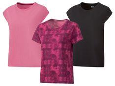 CRIVIT PRO® Koszulka funkcyjna damska z TENCEL™ Modal, 1 sztuka