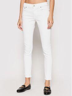 Polo Ralph Lauren Jeansy Skinny Fit 211683971 Biały Skinny Fit