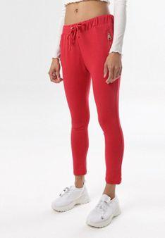 Czerwone Spodnie Asimeia