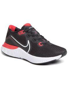 Nike Buty Renew Run CK6357 005 Czarny