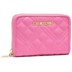 Duży Portfel Damski LOVE MOSCHINO - JC5629PP0CKA0600 Rosa