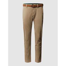 Spodnie męskie Mcneal z lycry