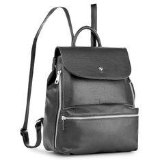 Plecak CREOLE - K10438 Czarny