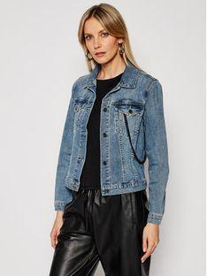 Armani Exchange Kurtka jeansowa 3KYB22 Y1PEZ 1500 Niebieski Regular Fit