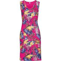 Sukienka Bonprix mini bez rękawów