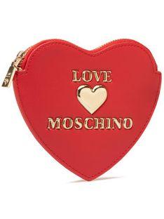 LOVE MOSCHINO Bilonówka JC5620PP1CLF0500 Czerwony