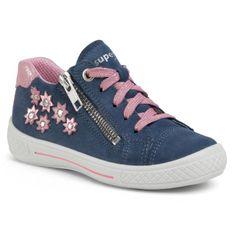 Sneakersy SUPERFIT - 6-09108-80 M  Blau/Rosa