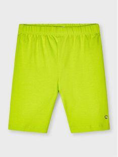 Mayoral Szorty materiałowe 3202 Zielony Slim Fit