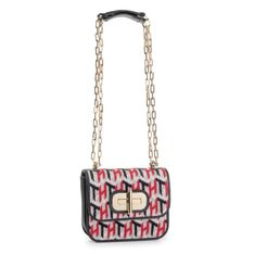Torebka TOMMY HILFIGER - Turnlock Mini Crossover Knitted AW0AW07420 0KY