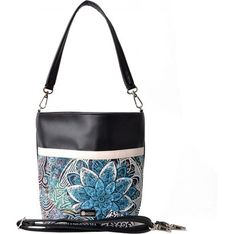 Shopper bag wielokolorowa bez dodatków młodzieżowa duża na ramię