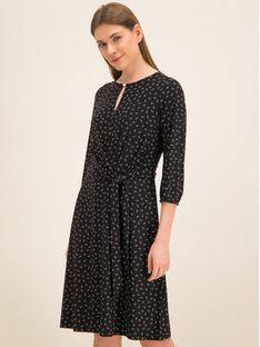 Lauren Ralph Lauren Sukienka codzienna 250773066 Czarny Regular Fit