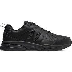 Buty sportowe męskie New Balance skórzane