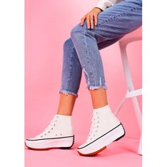 Buty sportowe damskie Casu w stylu casual