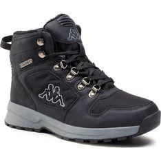 Buty trekkingowe męskie Kappa sznurowane