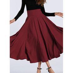 Spódnica czerwona Sandbella
