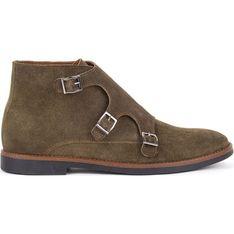 Buty zimowe męskie Akardo skórzane na zimę