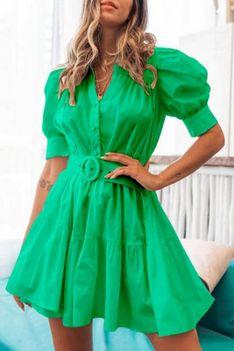 Sukienka BALOSA GREEN