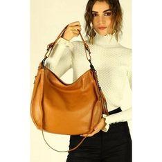 Shopper bag Mazzini bez dodatków do ręki lakierowana