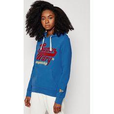 Bluza damska Superdry z napisem młodzieżowa