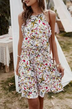 Sukienka BOLADA WHITE