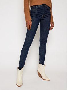 Levi's® Jeansy Skinny Fit 720™ 52797-0176 Granatowy Super Skinny Fit