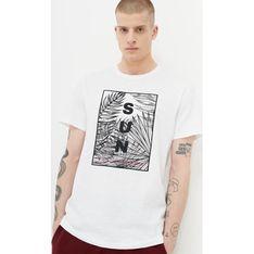 T-shirt męski Outhorn z krótkim rękawem