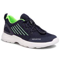 Sneakersy SUPERFIT - 6-06213-80 D Blau/Grun